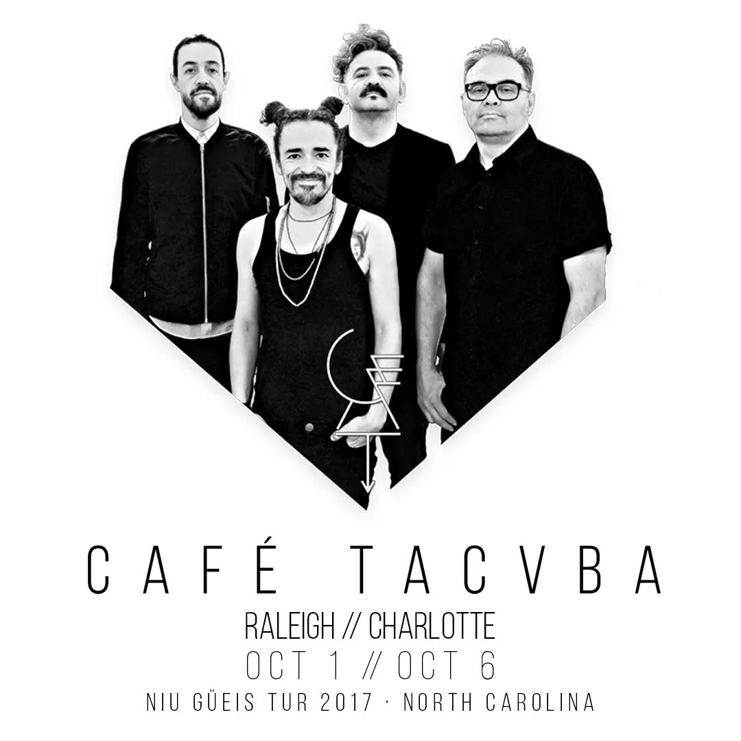 Café Tacvba – Niu Güeis Tur 2017 (Setlist)