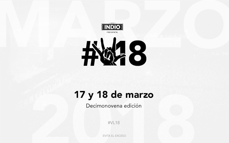 Vive Latino 2018 – Cartel
