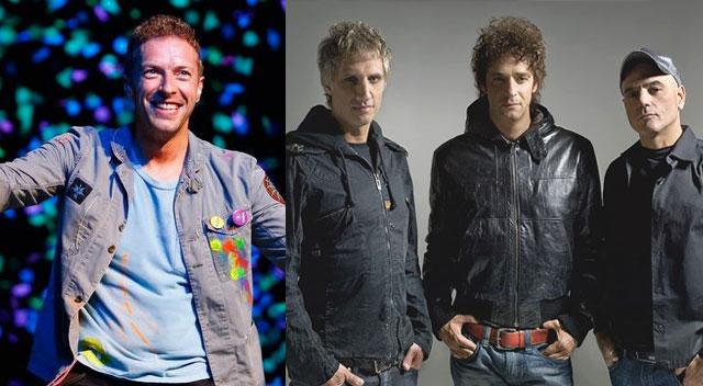 Coldplay – De Música Ligera