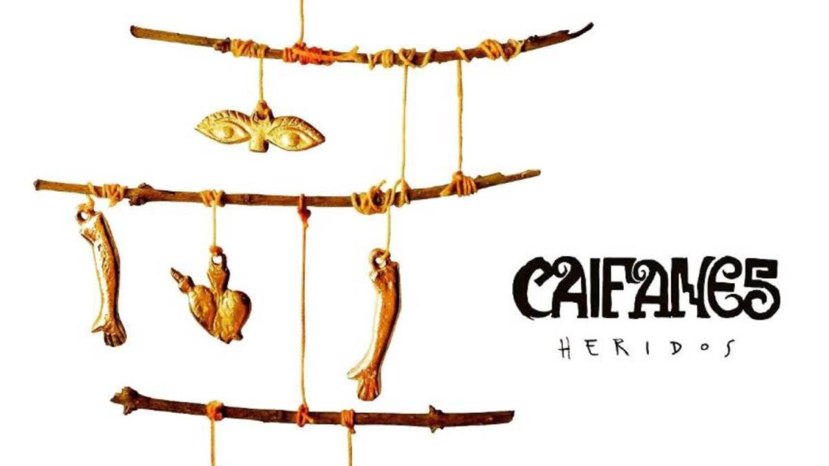 Caifanes regresa después de 25 años de ausencia con su tema «Heridos»