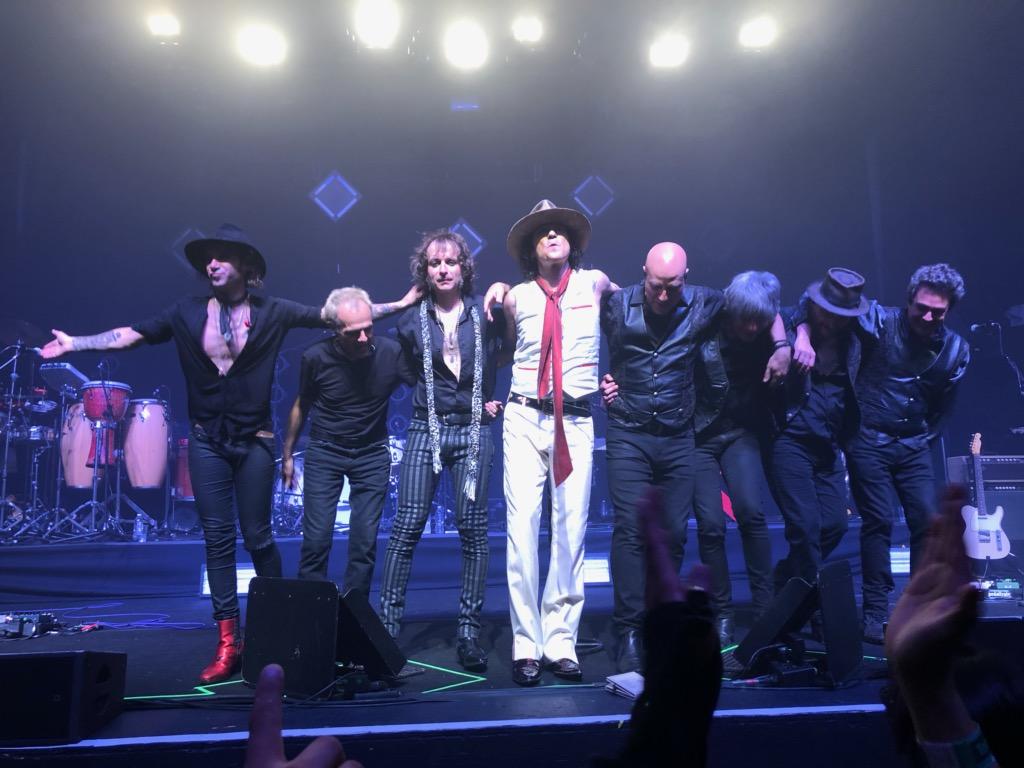 """Termina gira de Enrique Bunbury """"Ex Tour 17-19""""  [Galería by: Gabo]"""
